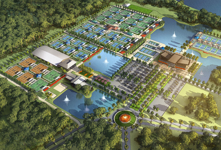 Usta National Campus Opens To The Public In Lake Nona On Jan 2nd 2017 Lake Nona Social