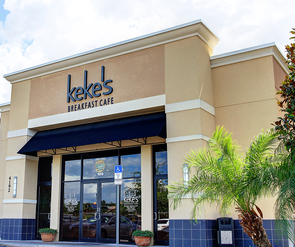 Keke S Breakfast Cafe Orlando Fl